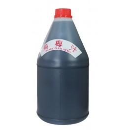 Smoked Plum Syrup