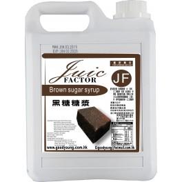 juicfactor 黑糖糖漿(5公斤)